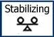 stabilizing icon