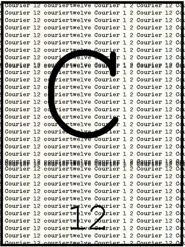 Courier C12 Logo